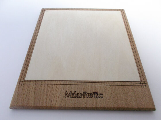 木製マウスパッド