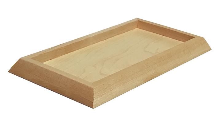 木製ペントレイ ハードメープル材